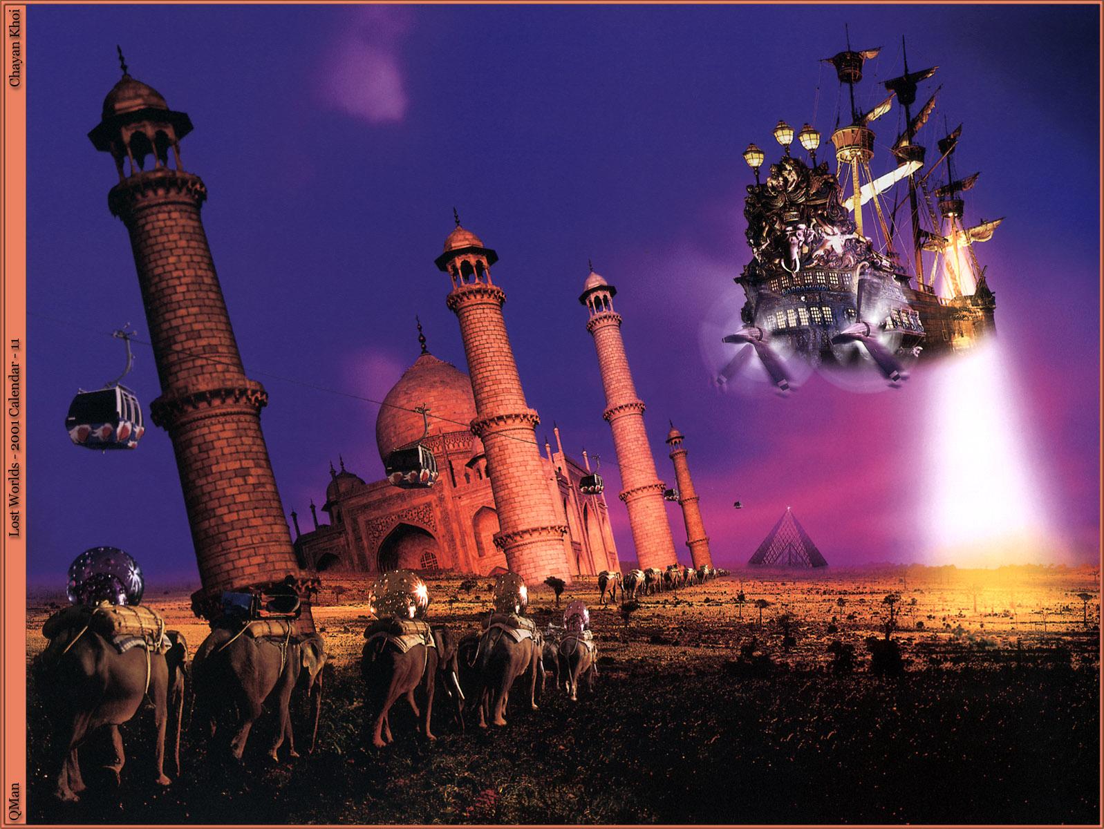 QMan_CK_Lost_Worlds_2001_Calendar_11