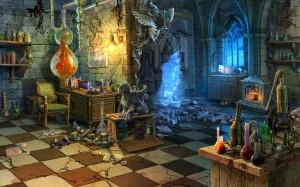 комнаты дворца