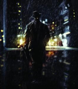 детектив ночью