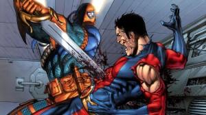 герой убивает злодея
