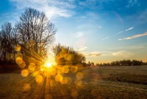 блюз солнечного света